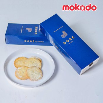 DORE BY LeTAO - Basil & Gorgonzola Cookies