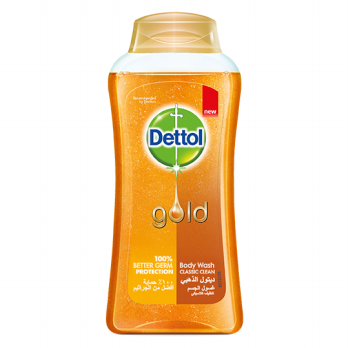 Dettol Gold Bodywash Classic Clean 300ml