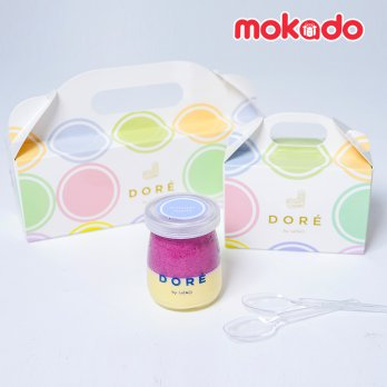 DORE BY LeTAO - BLUEBERRY MIGHTY FROMAGE POT