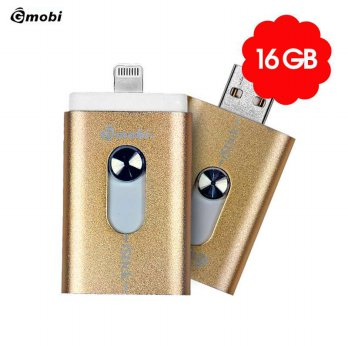 iStick USB Flash Drive with Apple lightning Connector (OTG) 16GB