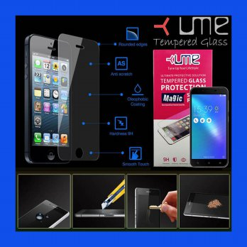 Asus Zenfone 3 Max 5.5 Ume Tempered Glass Antigores Screenguard
