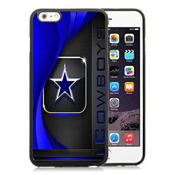[holiczone] Case for iphone 6 plus iPhone 6 Plus 5.5 inch Dallas Cowboys 2 Black TPU Phone/146362