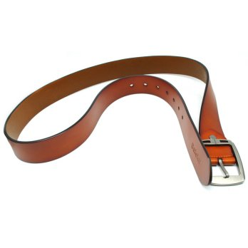 Leather Belt Ikat Pinggang Kulit Classic Hipster