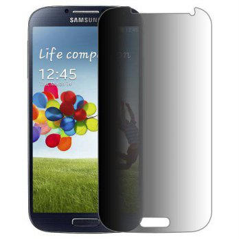 [holiczone] Amzer Kristal 4 Way Privacy Protector Shield for Samsung Galaxy S4 i9500 (Fit /150054