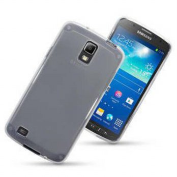 [holiczone] Hyperion EA Hyperion Samsung Galaxy S4 Active Matte Flexible TPU Case & Screen/155468