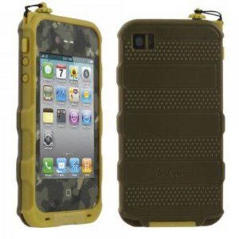 [holiczone] BFree bFree Aqua Waterproof Case for iPhone 4/4S - Retail Packaging - Camoufla/160182