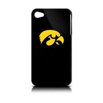 [holiczone] Tribeca Gear NCAA Iowa Hawkeyes Varsity Jacket Hardshell Case for Apple iPhone/171123