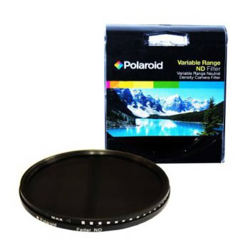 [holiczone] Polaroid Optics 77mm HD Multi-Coated Variable Range (ND3, ND6, ND9, ND16, ND32/167529
