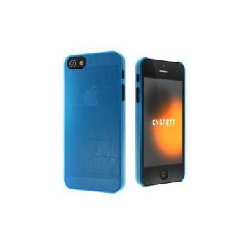 [holiczone] Cygnett CY0857CPPOL Polygon Super Thin Hard Case for iPhone 5 - 1 Pack - Carry/170971