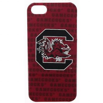 [holiczone] Siskiyou NCAA South Carolina Fighting Gamecocks iPhone 5 Graphics Snap on Case/177128