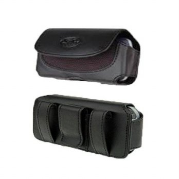 [holiczone] Auction4tech Premium High Quality Horizontal Leather Holster Pouch Protective /1670290