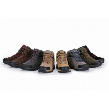 SEPATU GUNUNG / HIKKING SNTA 483 SEMI WATERPROOF - OUTDOOR - ADVENTURE