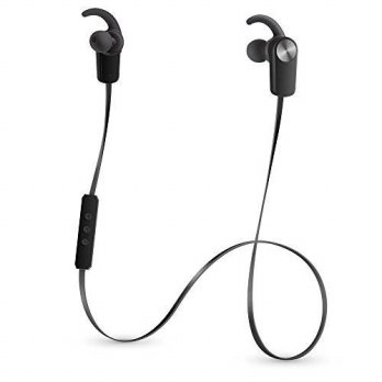 [holiczone] Photive PH-EB100 Sweat-Proof Wireless Bluetooth 4.1 Stereo Earbuds with Built /85742