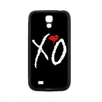 [holiczone] Cases for Galaxy S5 Danny Store XO The Weeknd Protective TPU Rubber Cell Phone/99045