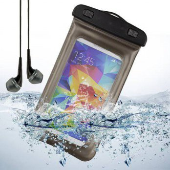 [holiczone] SumacLife Waterproof Pouch Case Cover for Samsung Galaxy S6 Edge / S5 / S4 , H/109774