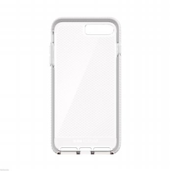 Tech21 Evo Check Case iPhone 7 Plus ( T21-5348 ) - Clear White