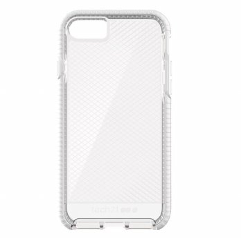 Tech21 Evo Check Case iPhone 7 ( T21-5330 ) - Clear White