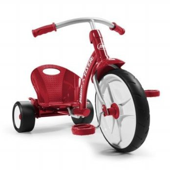 Sepeda Anak Radio Flyer Grow N' Go Tricycle Roda Tig