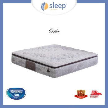 SLEEP CENTER SPRING AIR Ortho Mattress 180x200