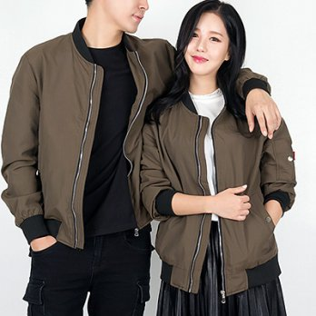 [VENTIV] Women SJP011 blouson flight jumper