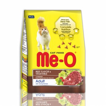CPPETINDO Me-O Beef Adult Cat Food 1,2kg