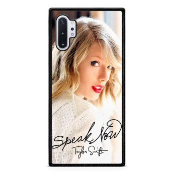 Taylor Swift Photo L0930 Samsung Galaxy Note 10 Plus Case
