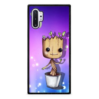 Baby Groot Happy Love L1059 Samsung Galaxy Note 10 Plus Case