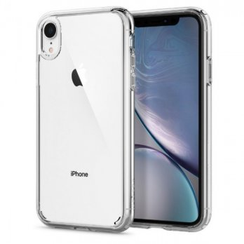 Spigen iPhone XR Case Ultra Hybrid Crystal Clear