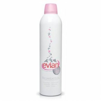 EVIAN Natural Mineral Water FACIAL SPRAY 300ml
