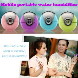 Beauty Mobile Moisture Supplier Humidifier Pelembab Nano Spray