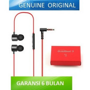 LG Premium Headset Quadbeat 3 Original
