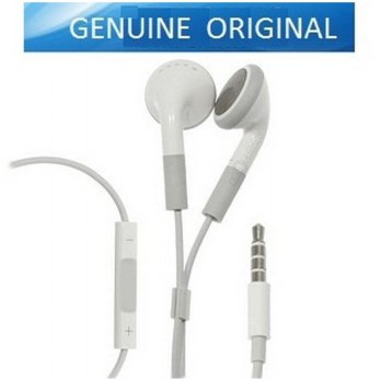 Apple Headset Earphone Original ( iPhone 4s,ipad,ipod,dll)