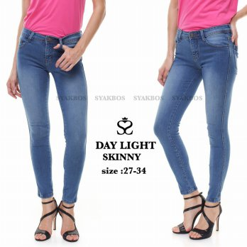 Jeans DAYLIGHT skinny  dif00012R