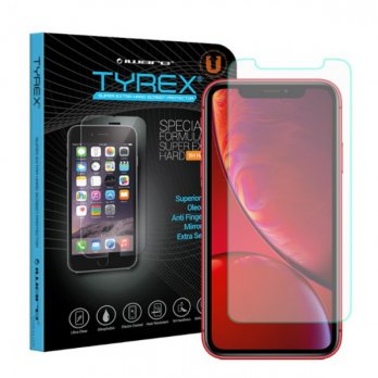 Tyrex iPhone XR Tempered Glass Screen Protector