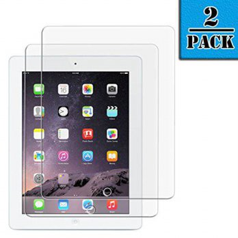 [macyskorea] (2 Pack) iPad 2 / 3 / 4 Screen Protector, Etrech 9H Hardness 0.26mm HD Temper/12645059