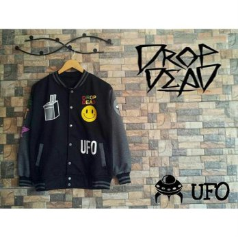 Sweater Drop Dead UFO