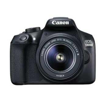CANON EOS 1300 D KIT 18-55 MM III FREE MEMORI 16 GB & UV FILTER