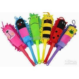 High Quality Microfiber Chenille Animal Duster / Kemoceng