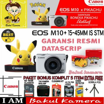 CANON EOS M10 KIT 15-45MM / KAMERA CANON EOS M10 KIT 15-45MM