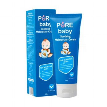 Pure Baby Soothing Moisturizer Cream [100g]