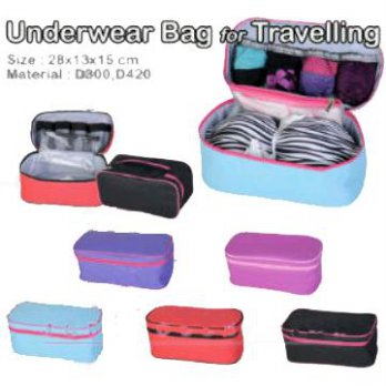 UBT - Underwear Bag for Travelling
