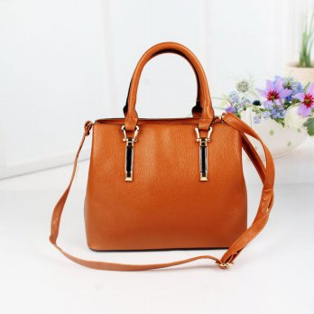 Tas Wanita Handbags Shoulder Ransel Import GT21388SN Yellow Brown