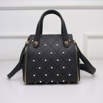 Tas Wanita Handbags Shoulder Ransel Import GT21400 Black