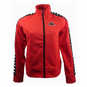 Kappa KJ2JK088 Starlee Banda Jaket Ladies - Red