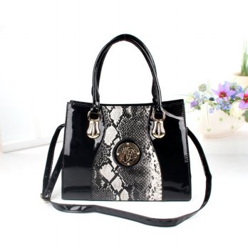 Tas Wanita Handbags Shoulder Ransel Import GT21345SN Black