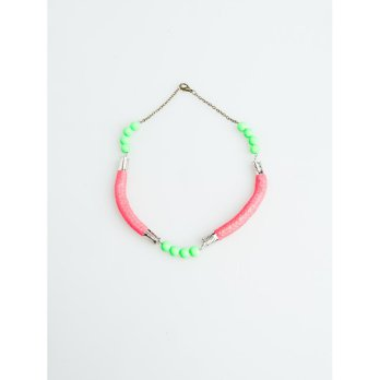 Unui Sunetiri Neon Pink And Green 01