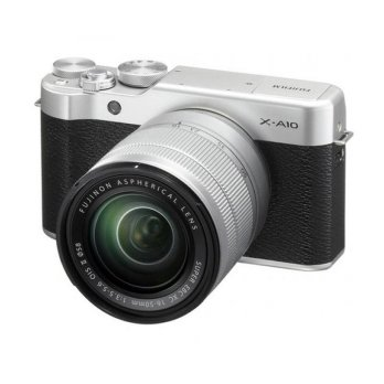 SALE...!! Fujifilm X-A10 Kit 16-50mm Kamera Mirrorless