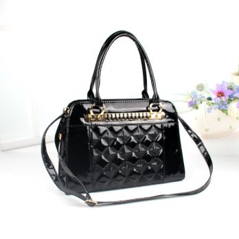 Tas Wanita Handbags Shoulder Ransel Import GT21344SN Black