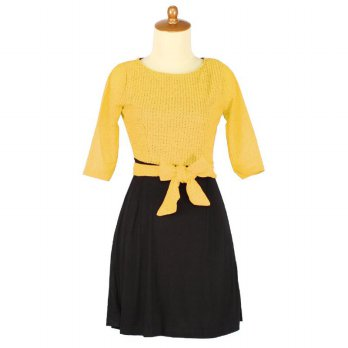 Iyesh HENN3010 - 3010 Dress - Kuning