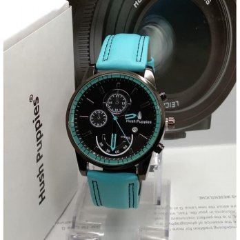 HUSH PUPPIES KULIT CHRONO OFF BLUE